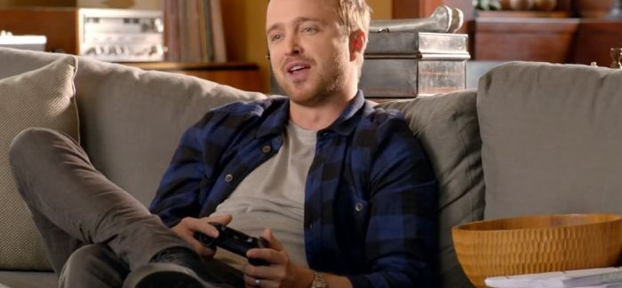 Aaron Paul can control your Xbox One with this video ad