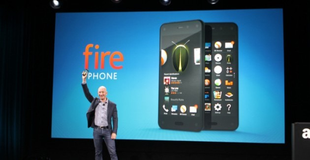 Amazon Announces Fire Phone!