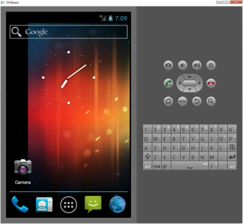 android-emulator-native