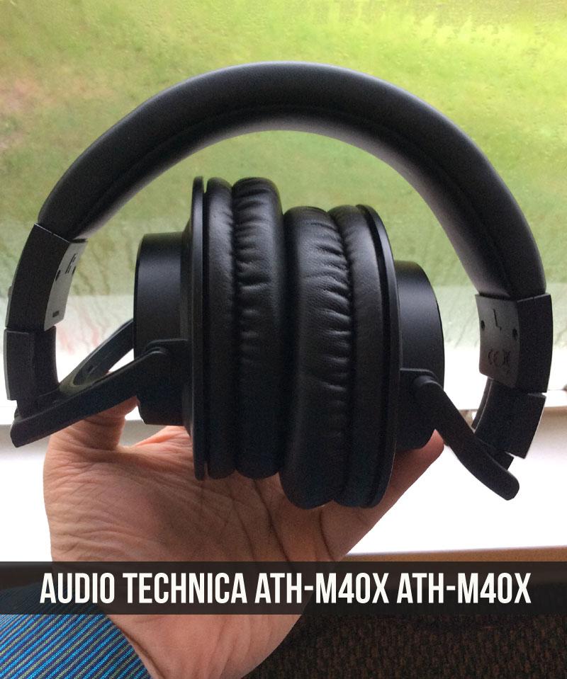 ATH M40X