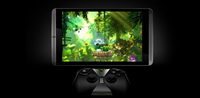 Nvidia Announces Shield Tablet, specifically for gaming