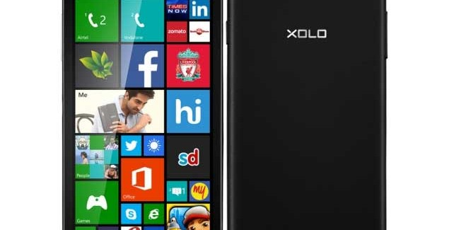 Xolo announces its first Windows phone