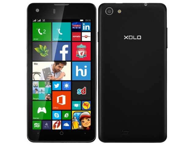 Xolo Smartphone