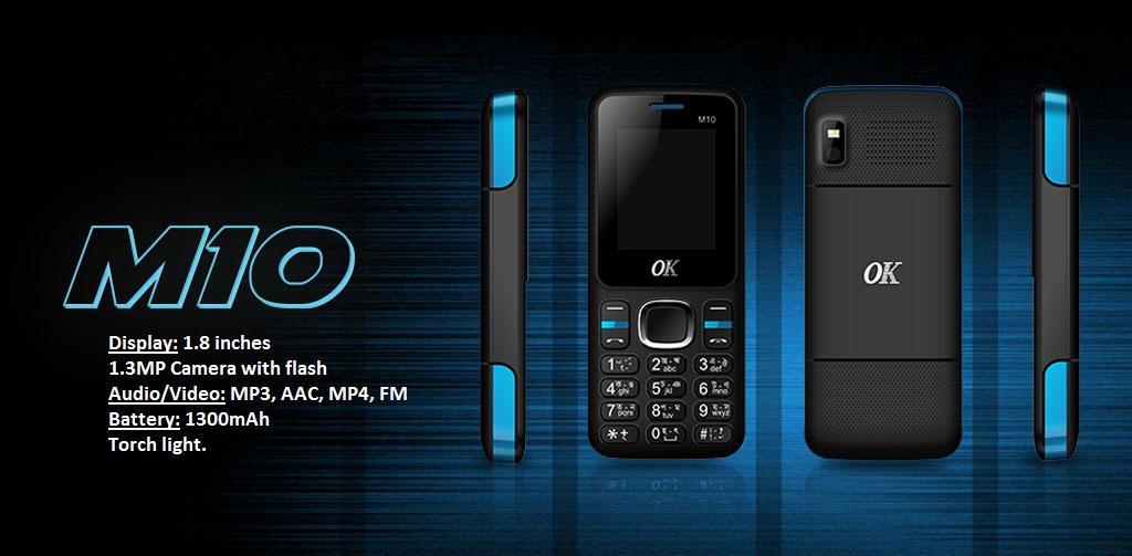 Ok Mobile M10