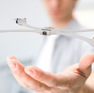 Forget Smartwatches, Wear A DRONE!