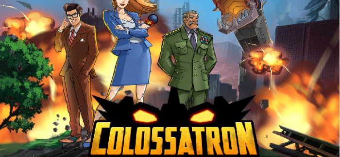 Gaming App Review: Collosatron