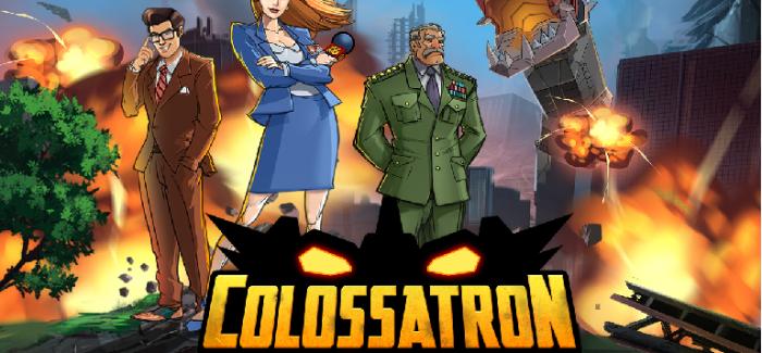 Gaming App Review: Collosatron