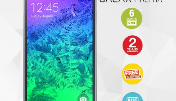 Samsung Galaxy Alpha pre-booking starts in Bangladesh