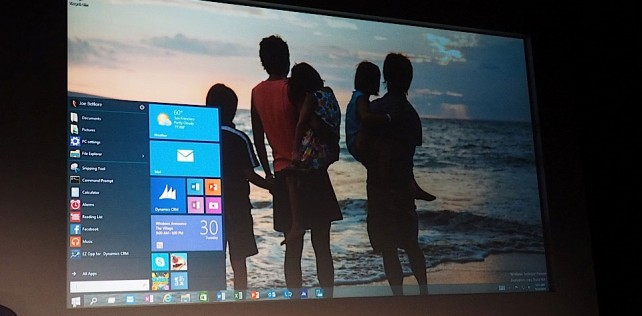 Microsoft answers Windows 8 criticisms with Windows 10