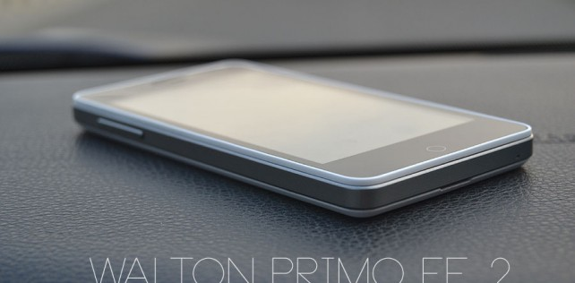 Walton Primo EF2: Hands on review