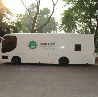 Google Bus Bangladesh Wants To Help Maximize The Potential Of The Internet