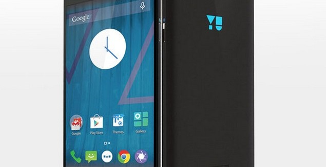Micromax launches Yureka running on Cynanogen OS