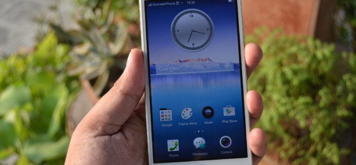 OPPO R5 Picture