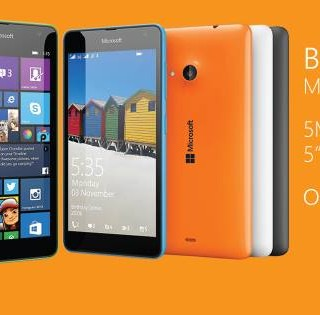 Microsoft Lumia 535 released in Bangladesh for TK 11,499