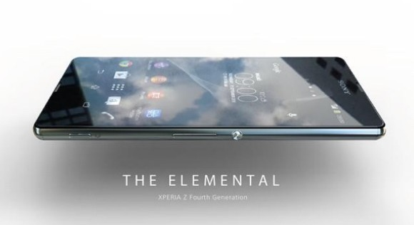 Can this be the teaser video for Sony Xperia Z4?