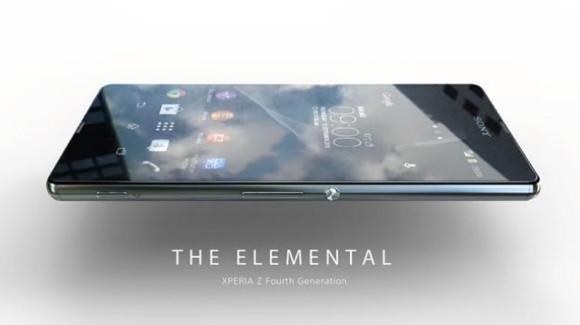 Sony Xpera Z4