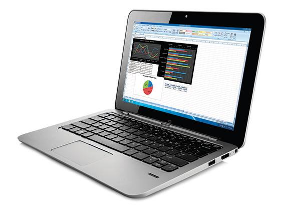 HP Elite X2