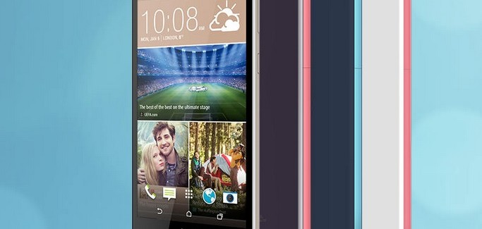 HTC unveils two new Desire Smartphones: Desire 320 & 826