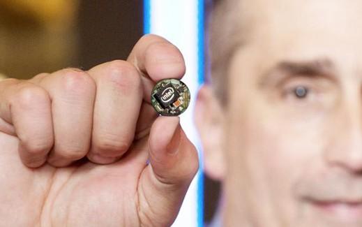 Intel Chip CES 2015