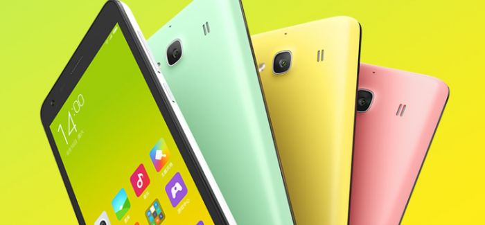 Xiaomi Has Announced the Details of Redmi 2, Set to Go on Sale on January 9