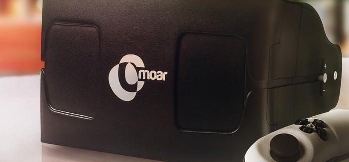 Cmoar Kickstarter
