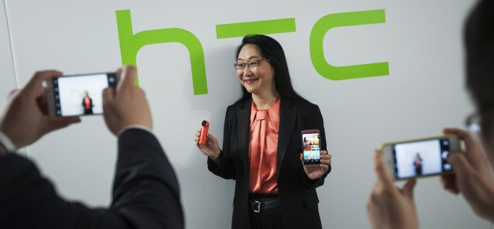 HTC New CEO
