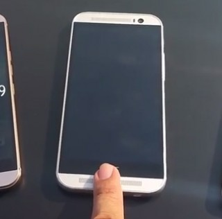Watch early hands on video of HTC One M9 [Leak]