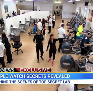 Apple secret fitness lab is interesting but will it make a difference?