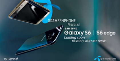 Galaxy S6 Grameenphone