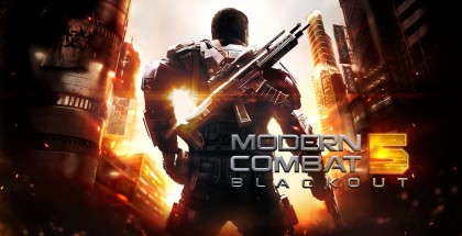 Modern Combat 5 Free