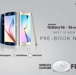 Pre-book Samsung Galaxy S6 & S6 Edge in Bangladesh