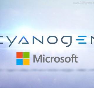 Cyanogen bundling Microsoft apps in Android OS