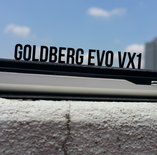 Goldberg EVO VX1 Review – Budget Comes First