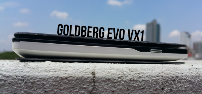 Goldberg EVO VX1