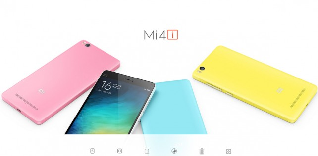 Xiaomi Mi4i: A Glimpse at the Company's Future
