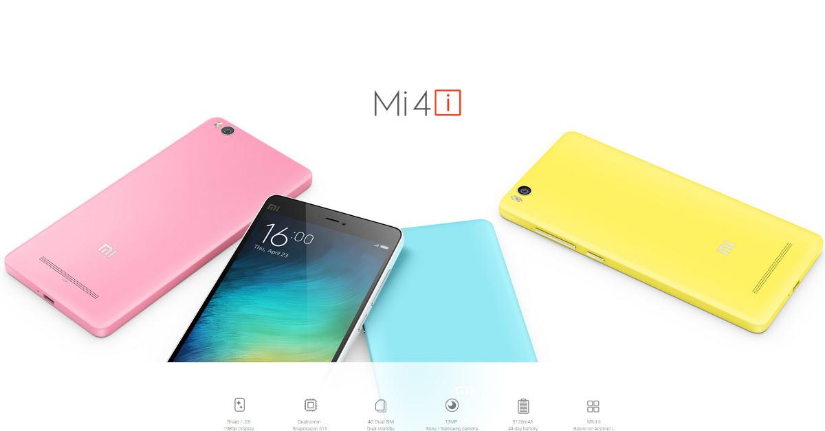 Xiaomi Mi4i: A Glimpse at the Company's Future