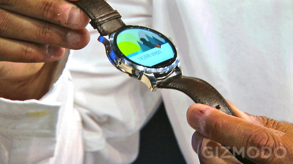 Android Wear Fossil