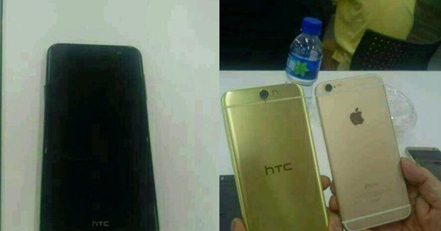 [Leak] HTC's new flagship device looks like the iPhone 6