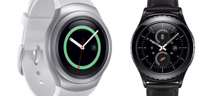 Samsung Gear S2 With Rotating Bezel Official!