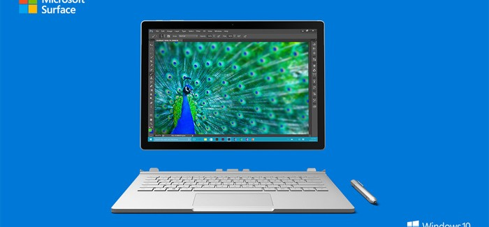 Microsoft Surface Book – first ever laptop by Microsoft