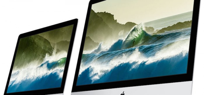 Apple's smaller iMac gets spec refresh