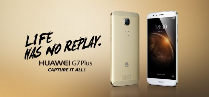 Huawei launches G7 Plus in Bangladesh