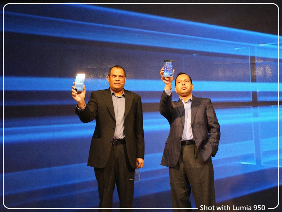 Lumia 950 Announcement in Bangladesh