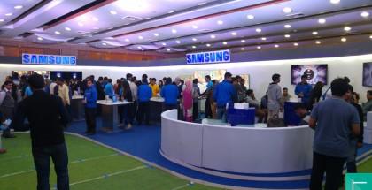 Samsung Bangladesh Smartphone and Tab Expo