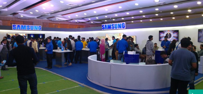 Samsung Bangladesh Smartphone and Tab Expo