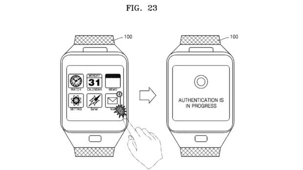 Samsung Smartwatch Vein