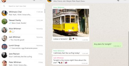 WhatsApp for Apps