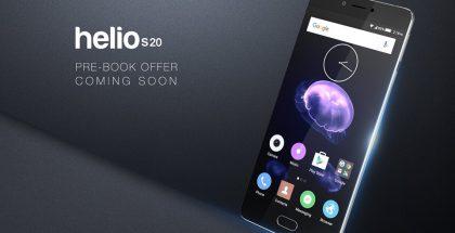 Helio S20