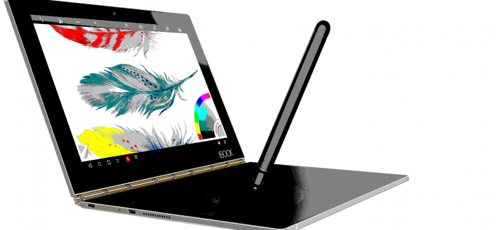 Lenovo Yoga Book: A genuinely exciting tablet after a long time