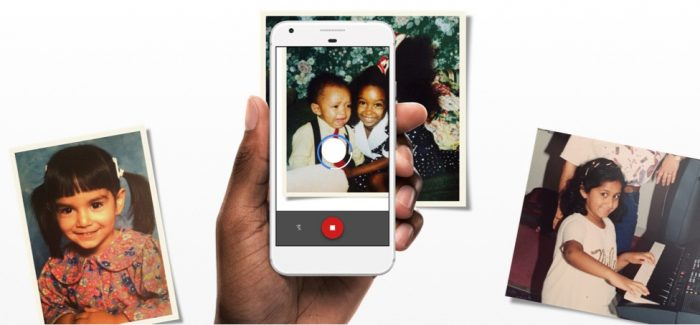 PhotoScan by Google: Digitize those old photos!